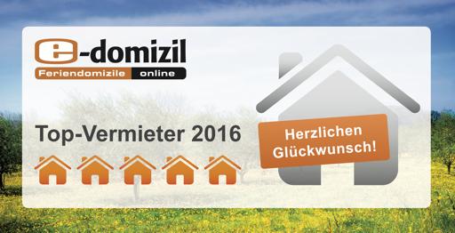 TOP-Vermieter 2016